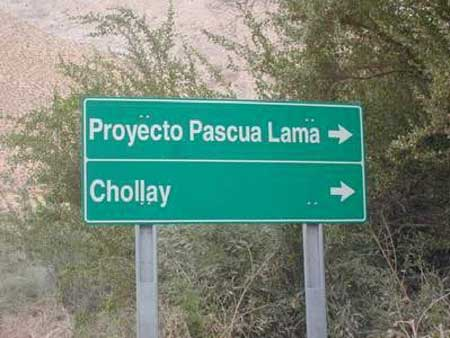 Pascua Lama Project