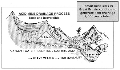 acid mine drainage thesis Acid mine drainage introduction currently, the world is living in an era of consequences nowadays, it is already common to hear news about different calamities and natural disa.