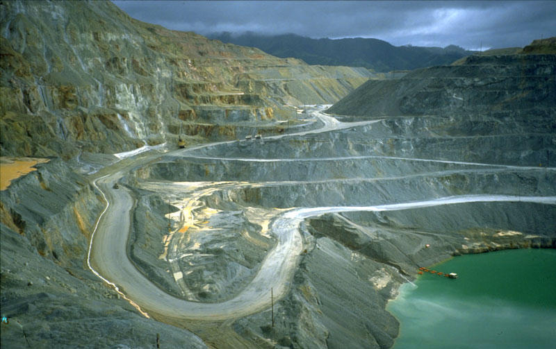 The Marcopper mine