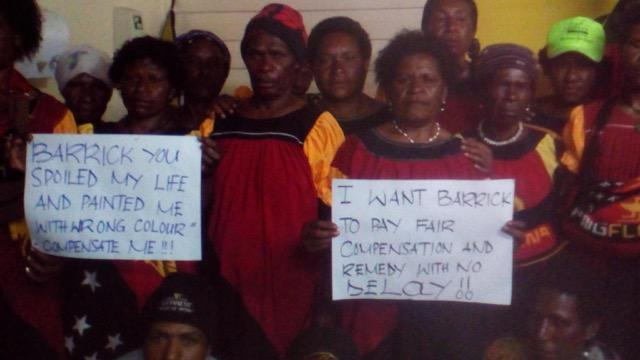 PNG women
