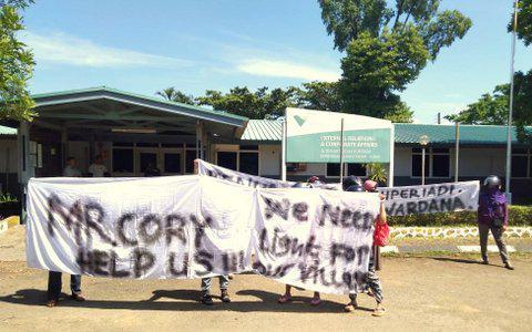 Karonsi'e Dongi Protest