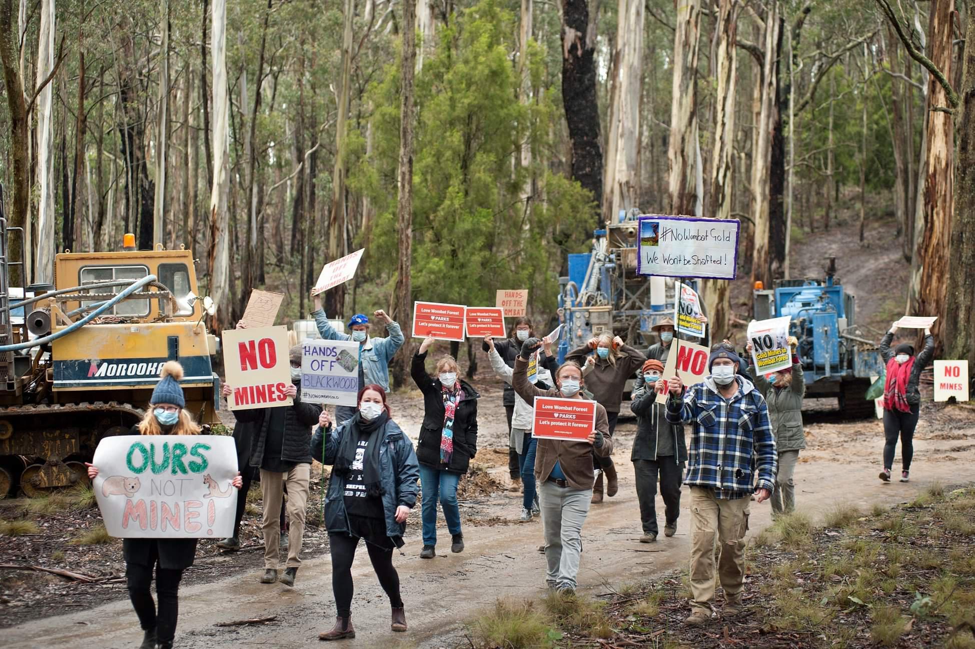 No Wombat Mining