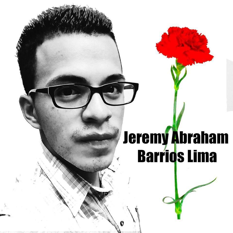 Jeremy Abraham Barrios Lima