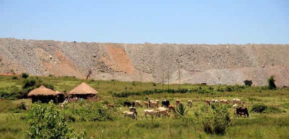 Nyamongo village