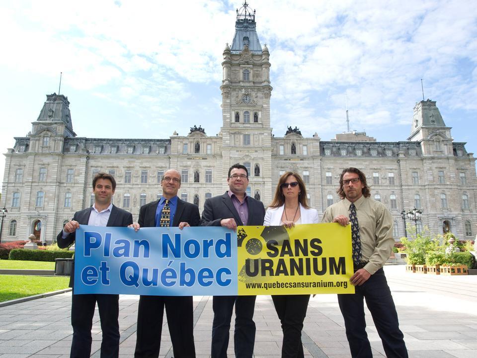 Quebec Sans Uranium