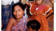 Widow & children