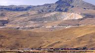 Constancia copper mine