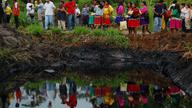 Oil pollution in Ecuador