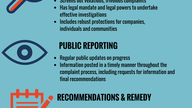 Ombudsperson infographic
