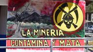 Mining pollutes and mining kills
