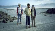 Calancan Bay fishermen