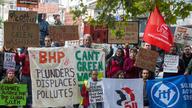 BHP Greenwash