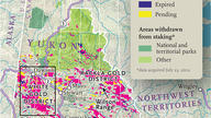 Yukon mining claims