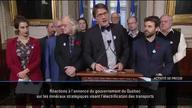 Sylvain Gaudreault appuie les 5 conditions pour que la transition énergétique ait meilleure mine.