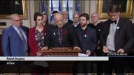 Raôul Duguay appuie les 5 conditions pour que l'électrification des transports ait meilleure mine