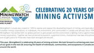 MiningWatch 20th Anniversary Infographic 01
