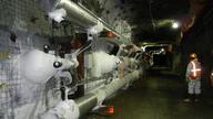 Test Freeze Underground, March 2012