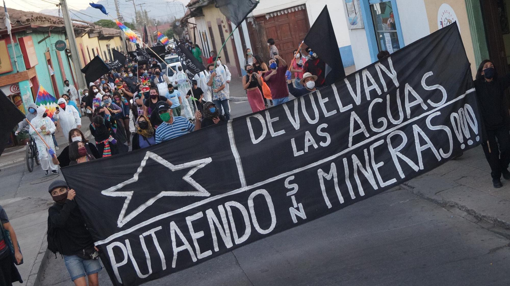 Protesta-Putaendo