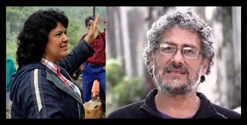 Justice for Berta Cáceres and Security for Gustavo Castro Now!