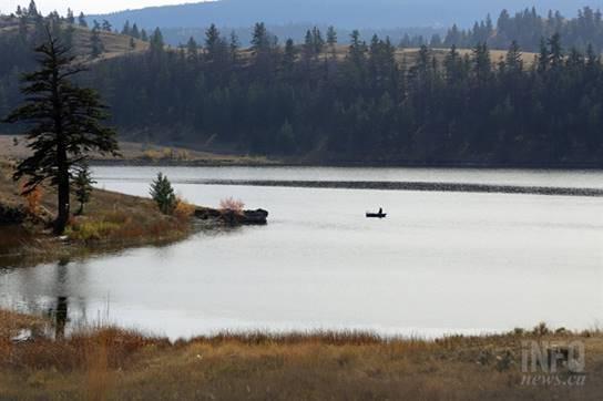 Jacko Lake, Kamloops BC
