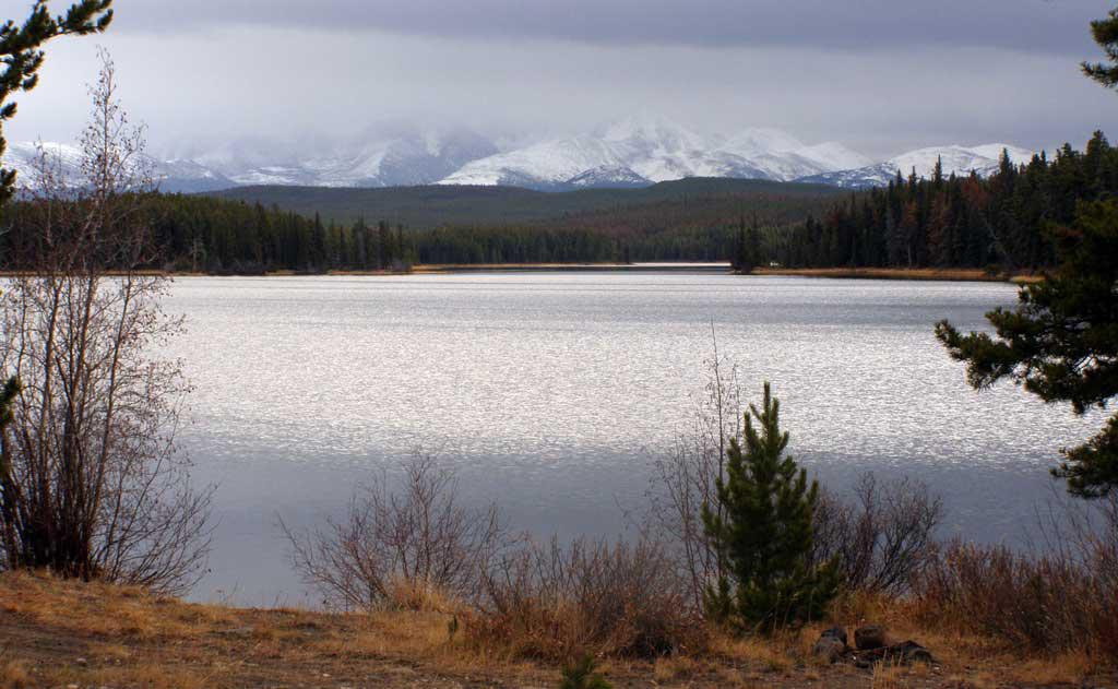 Teztan Biny (Fish Lake).