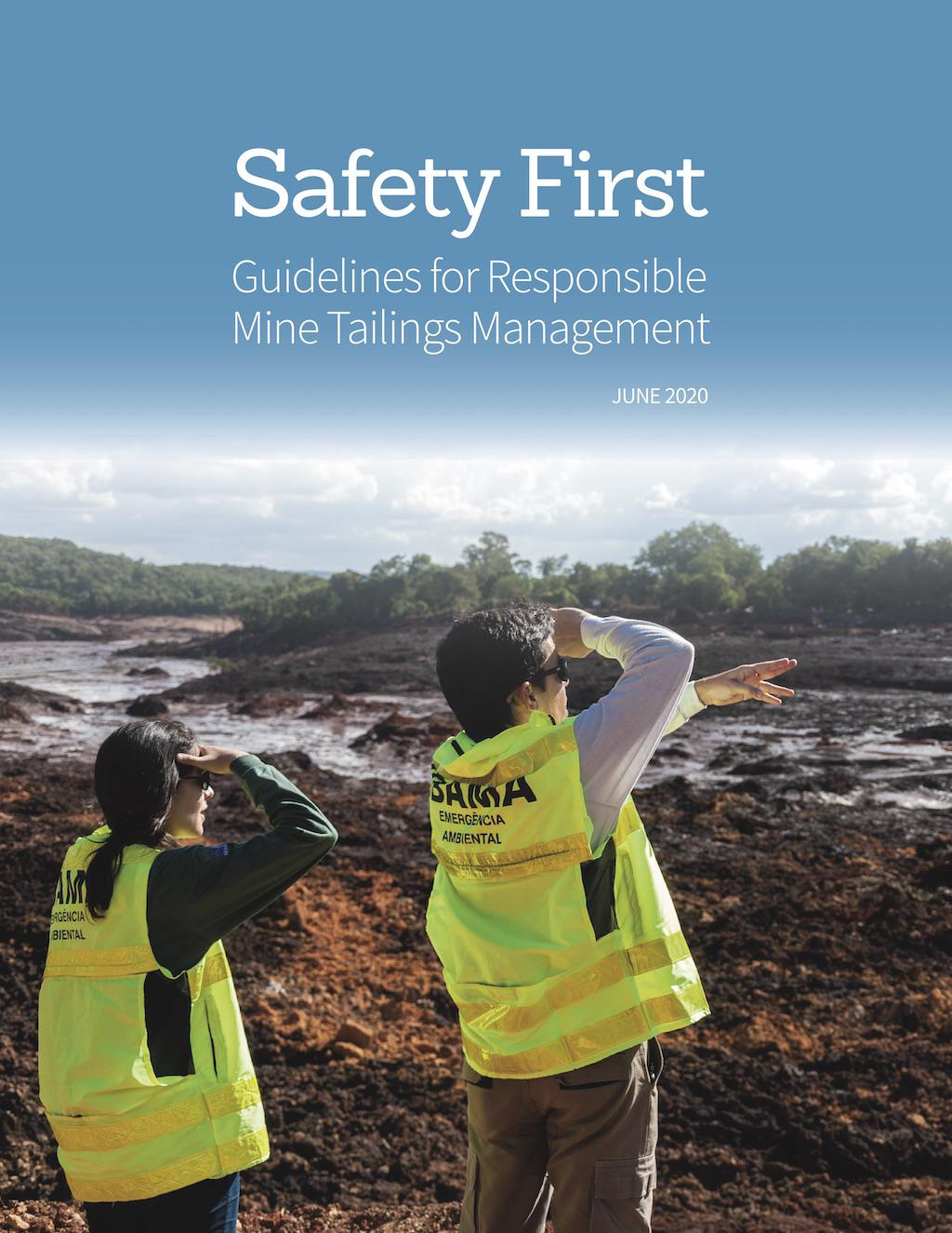 Safety First cover