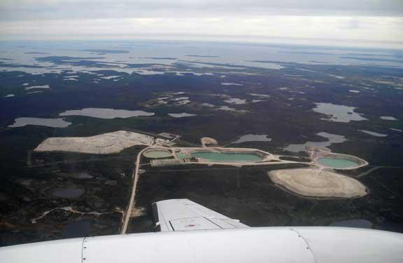 McClean Lake uranium mine