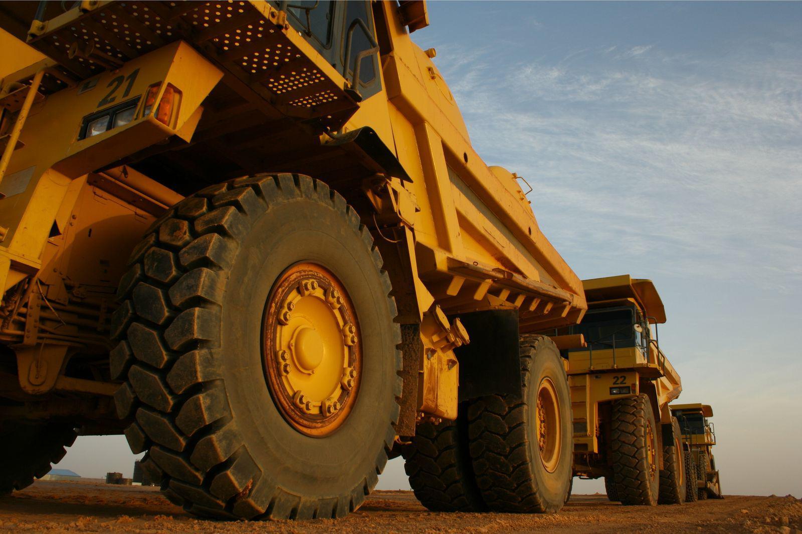 Mining Truck @istock Alcor
