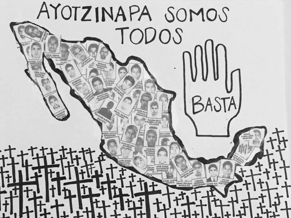 Ayotzinapa somos todos