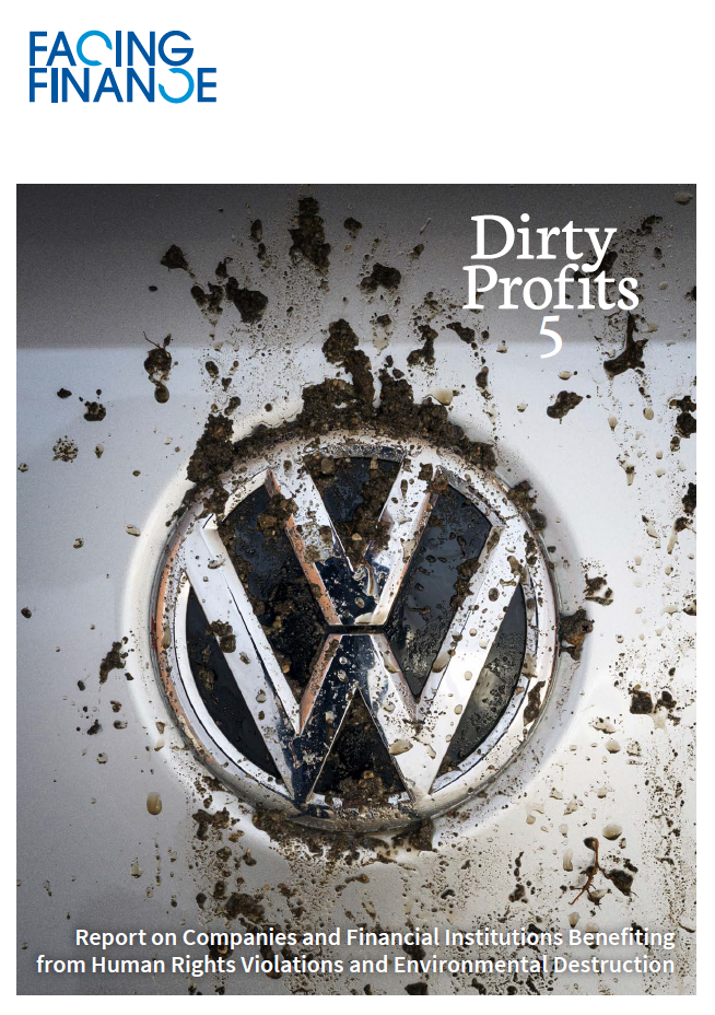 Dirty Profits 5 Cover Page