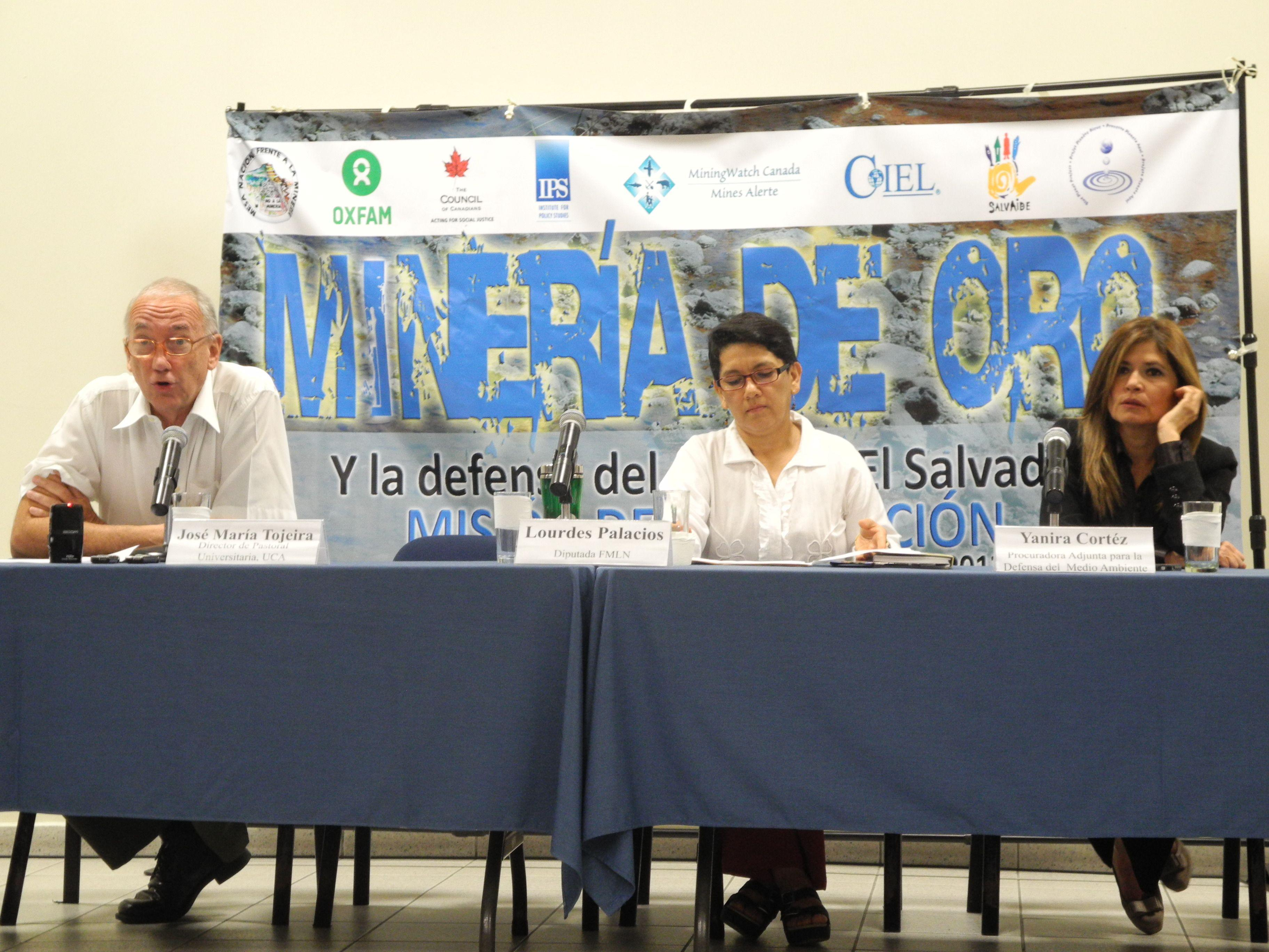 International Delegation to El Salvador, May 10-13, 2013