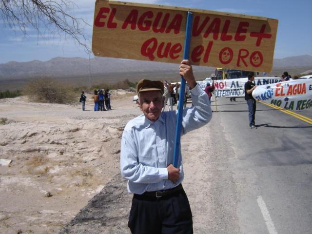 Protesta - Alumbrera