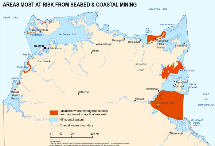 Areas at Risk