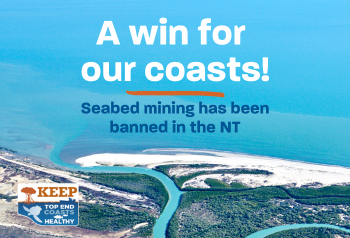 Seabed Mining Banned in NT