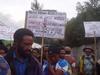 ATA protest