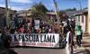 Protesta - Pascua Lama